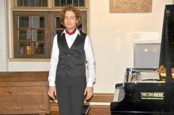 Friedemann Knoll am 14.10.2012 im Alten Rathaus